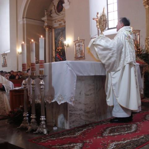 Uroczystość św. Jana Apostoła i Ewangelisty - Odpust parafialny