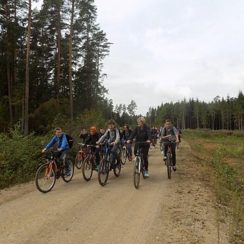 Wyjazd rowerowy do Kopiska