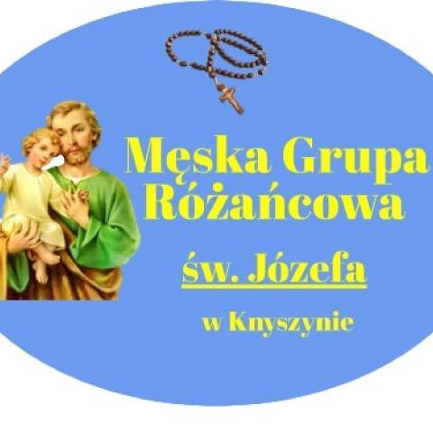 Męska Grupa Różańcowa św.Józefa