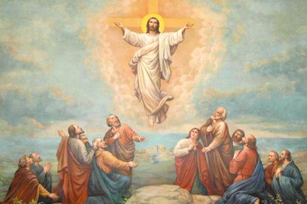 Ogłoszenia duszpasterskie: Wniebowstąpienie Pańskie
