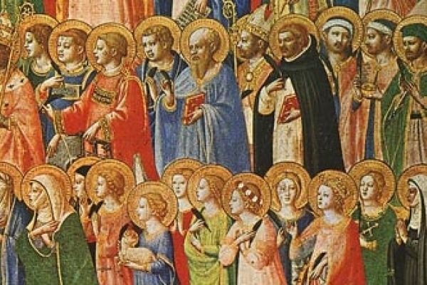 Ogłoszenia - Uroczystość Wszystkich Świętych
