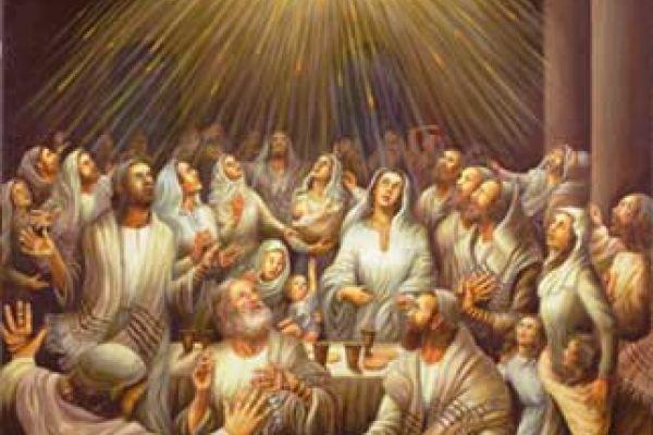 Ogłoszenia - Zesłanie Ducha Świętego