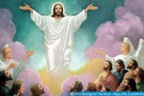 VII Niedziela Wielkanocna Wniebowstąpienia Pańskiego