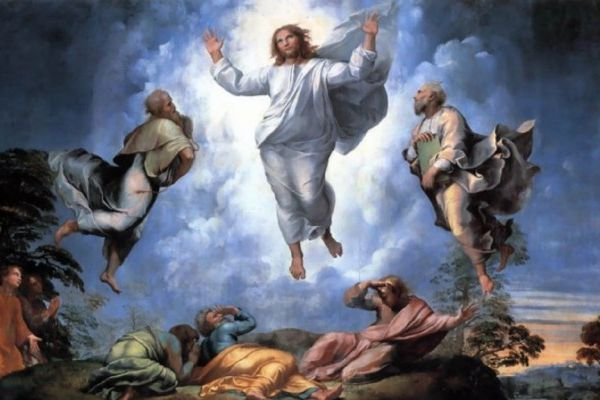Uroczystość Wniebowstąpienia Pana Jezusa